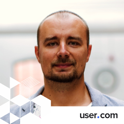 MIKE KORBA // USER.COM // CO-FOUNDER, CHIEF COMMERCIAL OFFICER